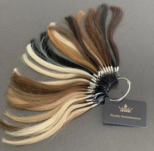 Haarfarbenring Royaltyhairextensions.